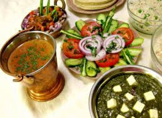Punjabi food : Heartily delicious