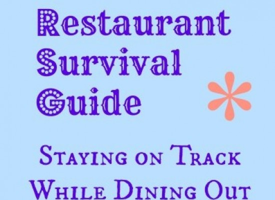 RECIPE AND RESTAURANT SURVIVAL GUIDE