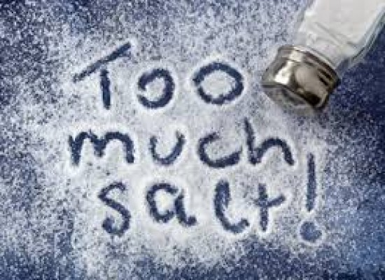 TOO MUCH OR TOO LITTLE: GET THE RIGHT AMOUNT OF SALT