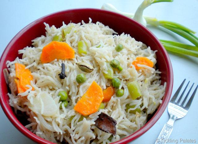 pulao when veg pulao of making veg pulao along for rice mix veg pulao ...