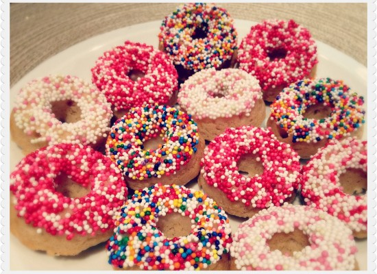 Donuts: Not a healthy Choice…