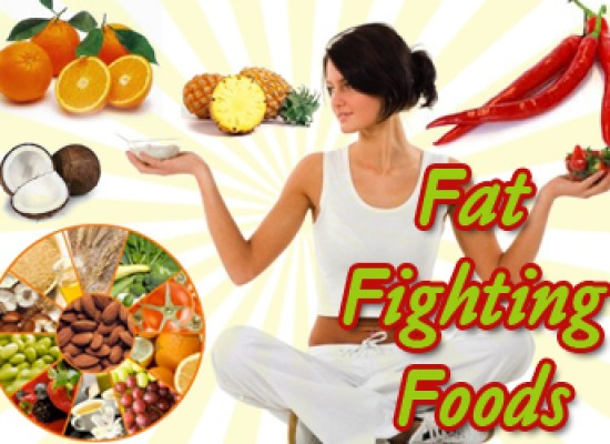 9 FAT FIGHTING MEALS