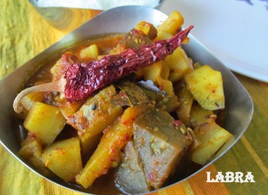 Assamese Taste!!