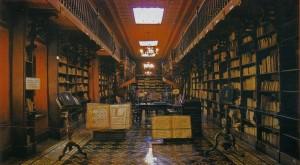 monasterio-san-franciso-lima-bilblioteca