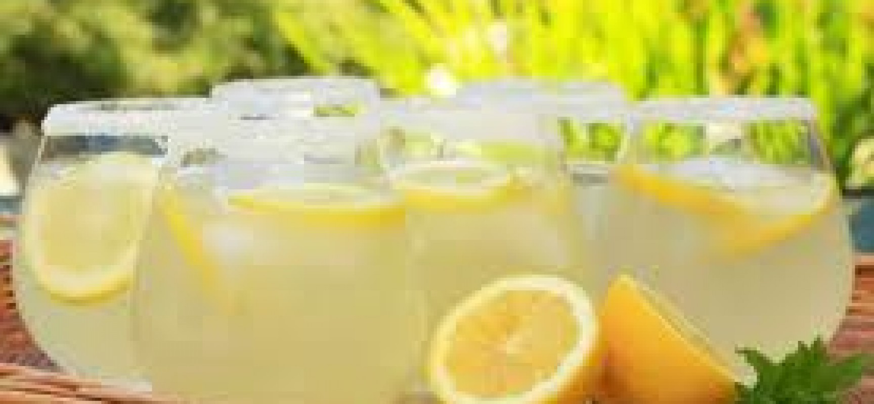 Different Lemonade Recipes