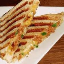 grilled cheese sandwich veg
