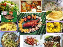 Food items of Kerala
