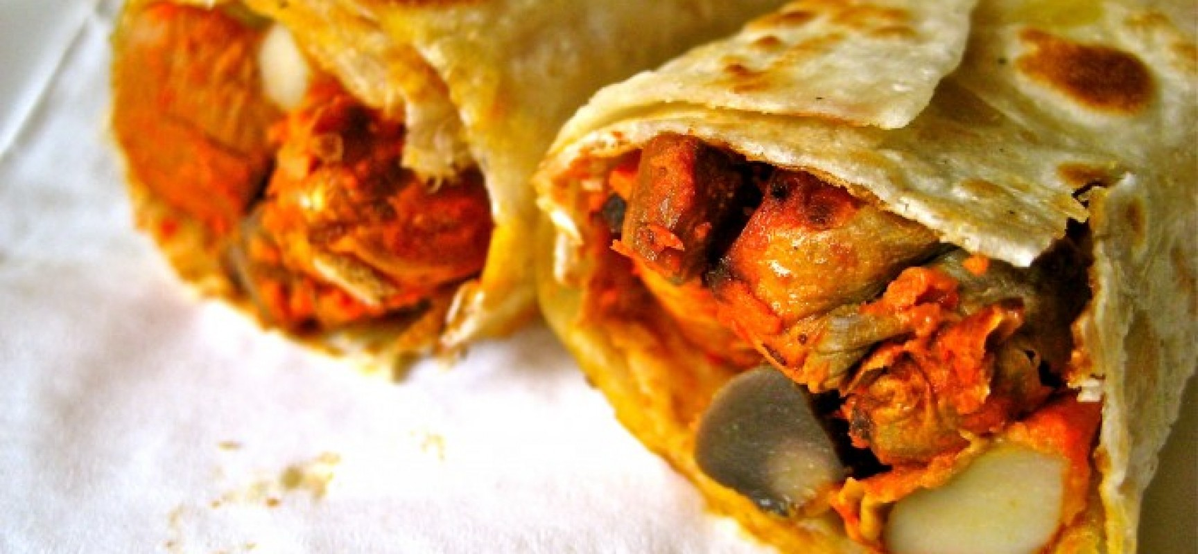 Kathi Roll: A History
