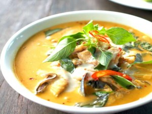 Meen Murringakka curry