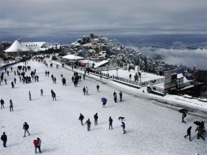 Tourism a major economy of Shimla
