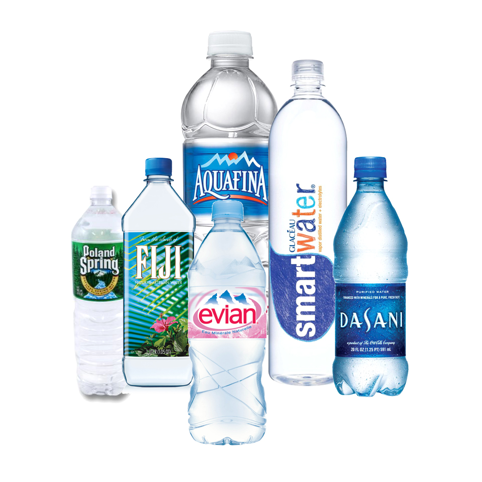 A brief history of bottled water crave bits for All types of water