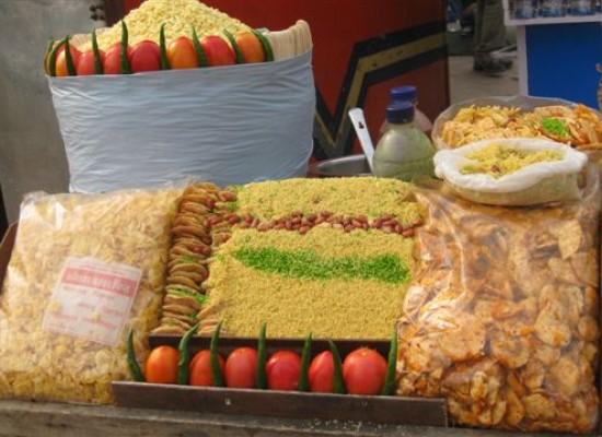 Yummy-Street Food in India!