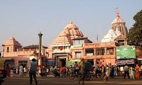 Lord Jagannath Temple, Puri