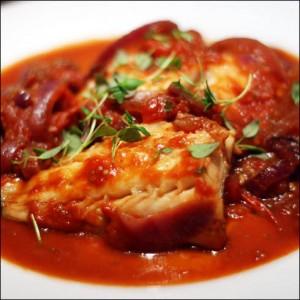 fish tomato-sauce