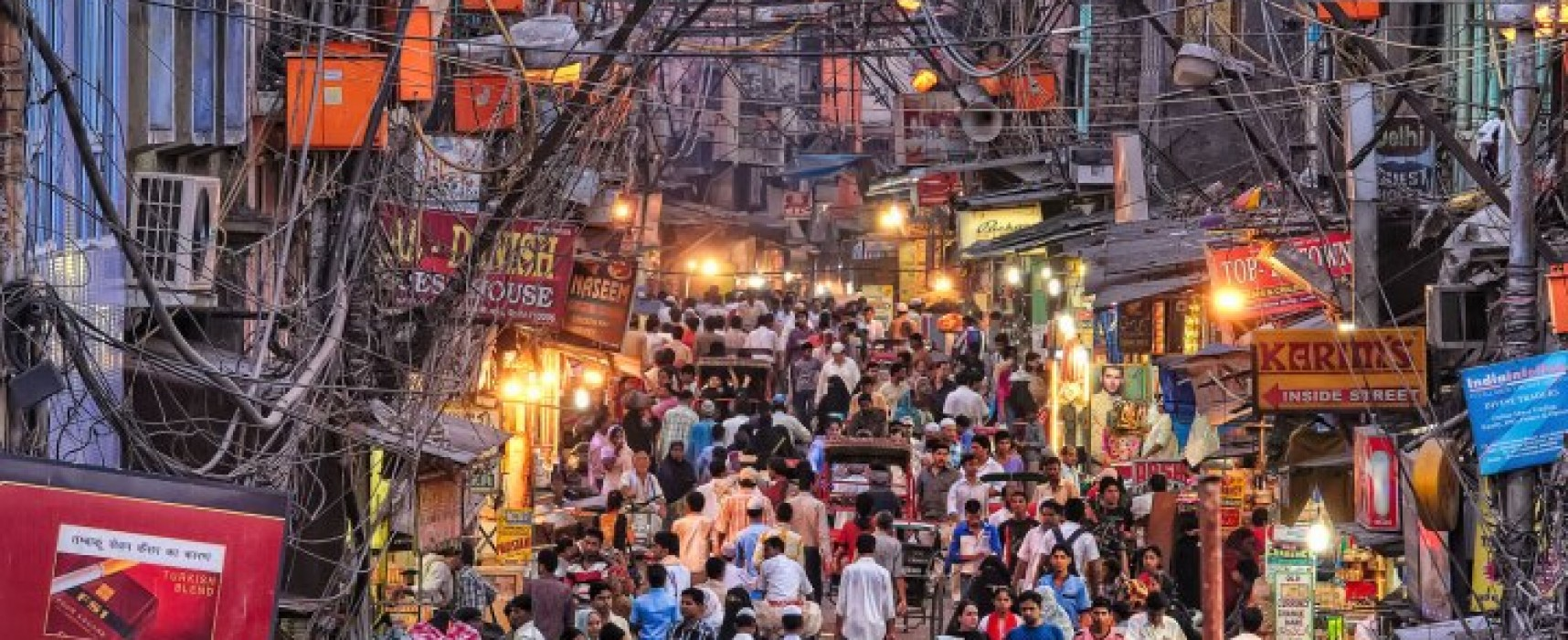 Chandni Chowk – The Streets of Chaos, Hhistory and Wonder