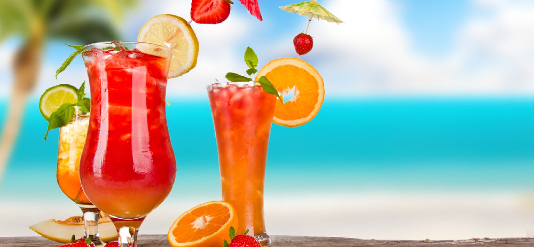 Beverages To Keep You Cool This Summer