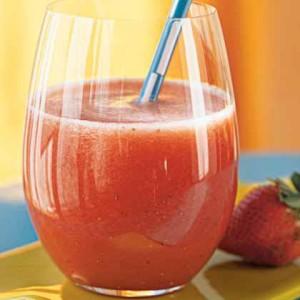 Strawberry Aqua Fresca