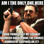 subway meme