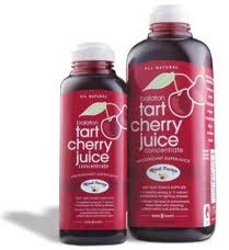 tart cherry juice