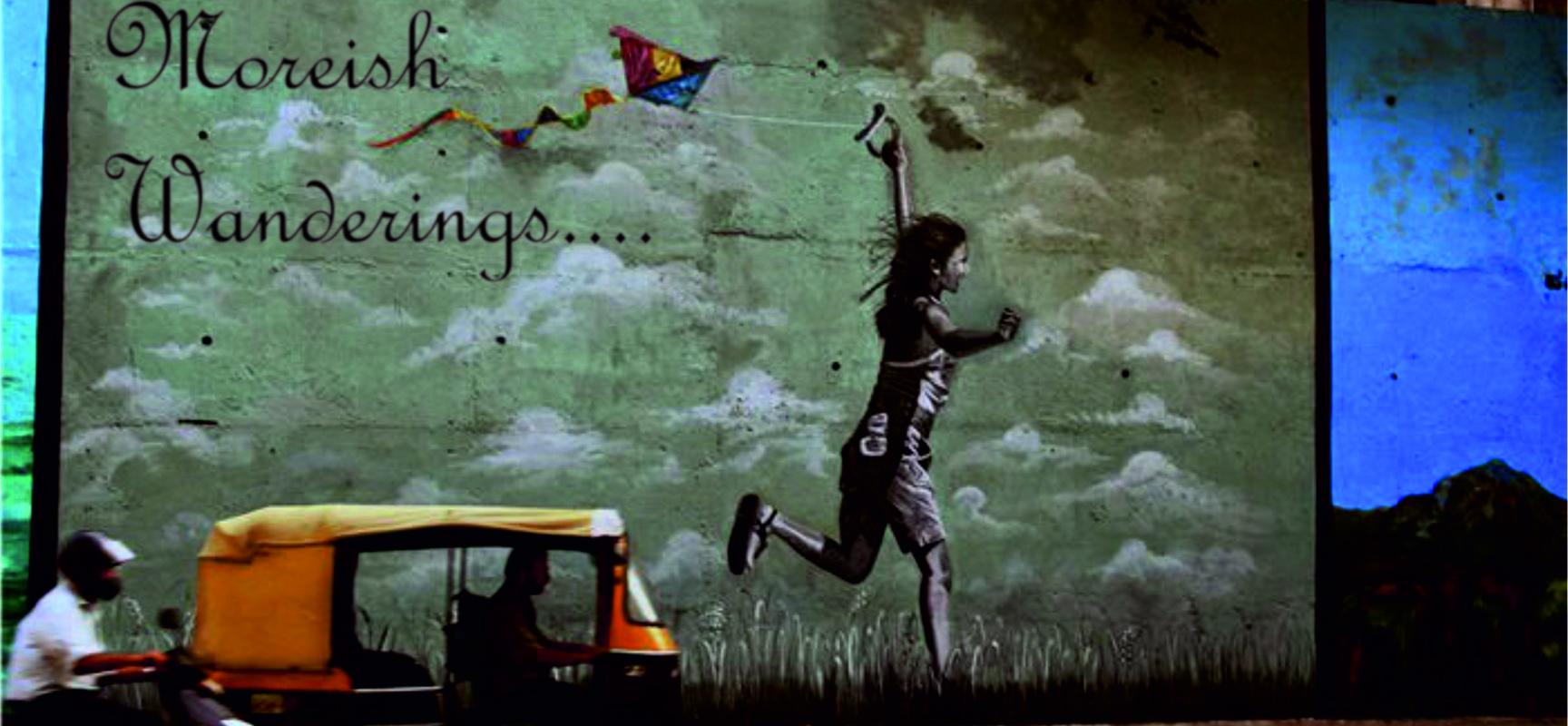 Moreish Wanderings Part-I: Bengaluru