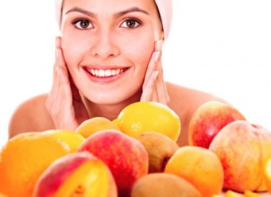 Foods which are best for skin