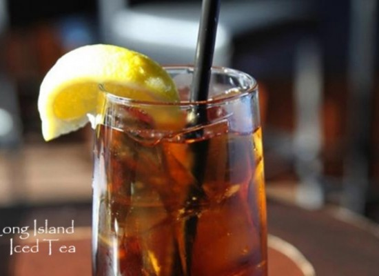 Long Island Ice Tea – A refreshing cocktail