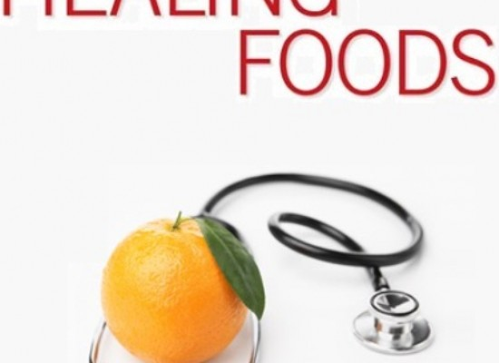 Foods that have the healing powers