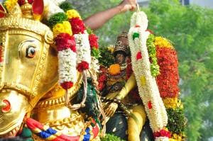 Meenakshi Thirukalyanam festival