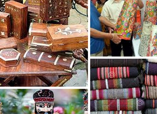 Producing Marvels in the Cottage! – India's indigenous industries