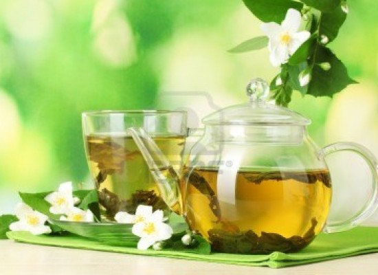 Green Tea: The Elixir!