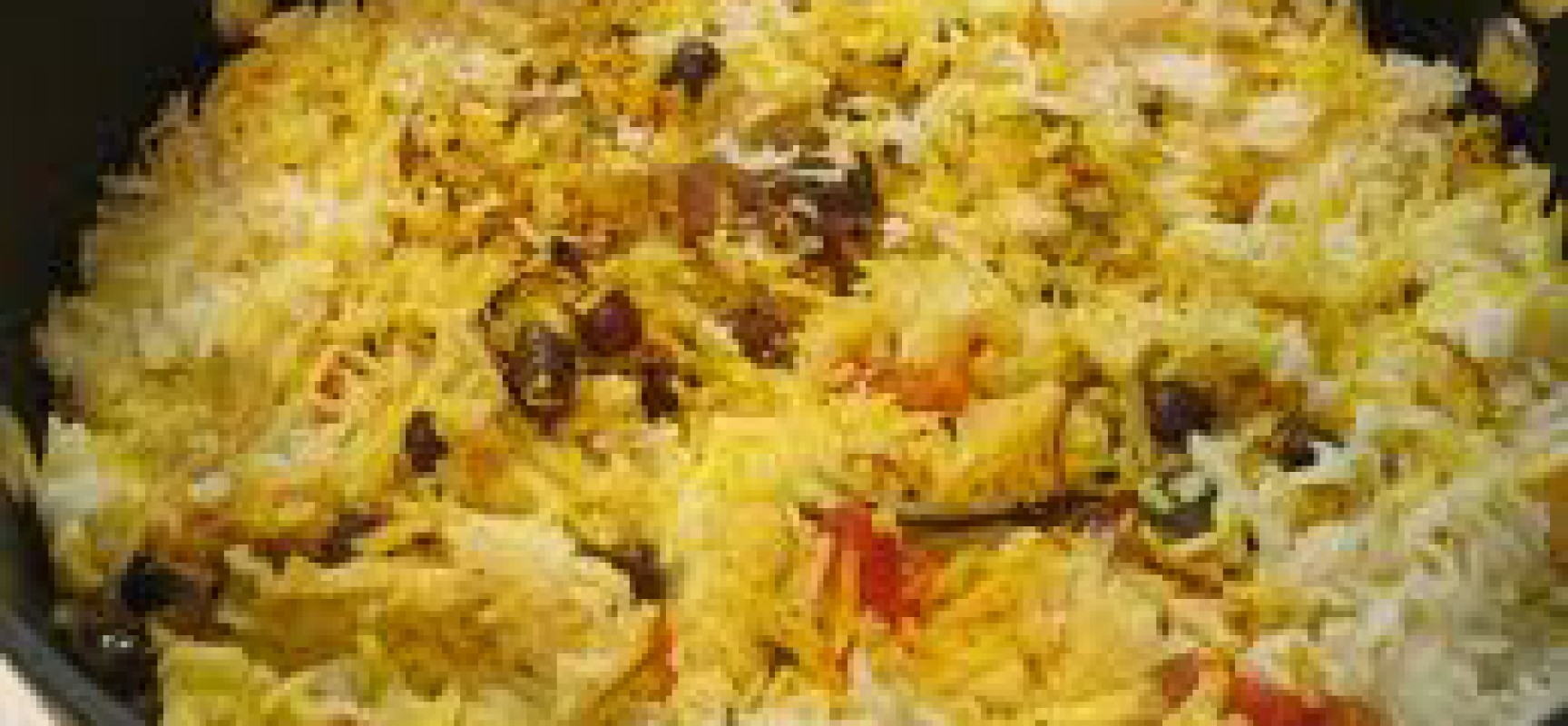 Hyderabad Chicken Dum Biryani