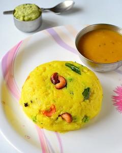Rava Khichdi recipe