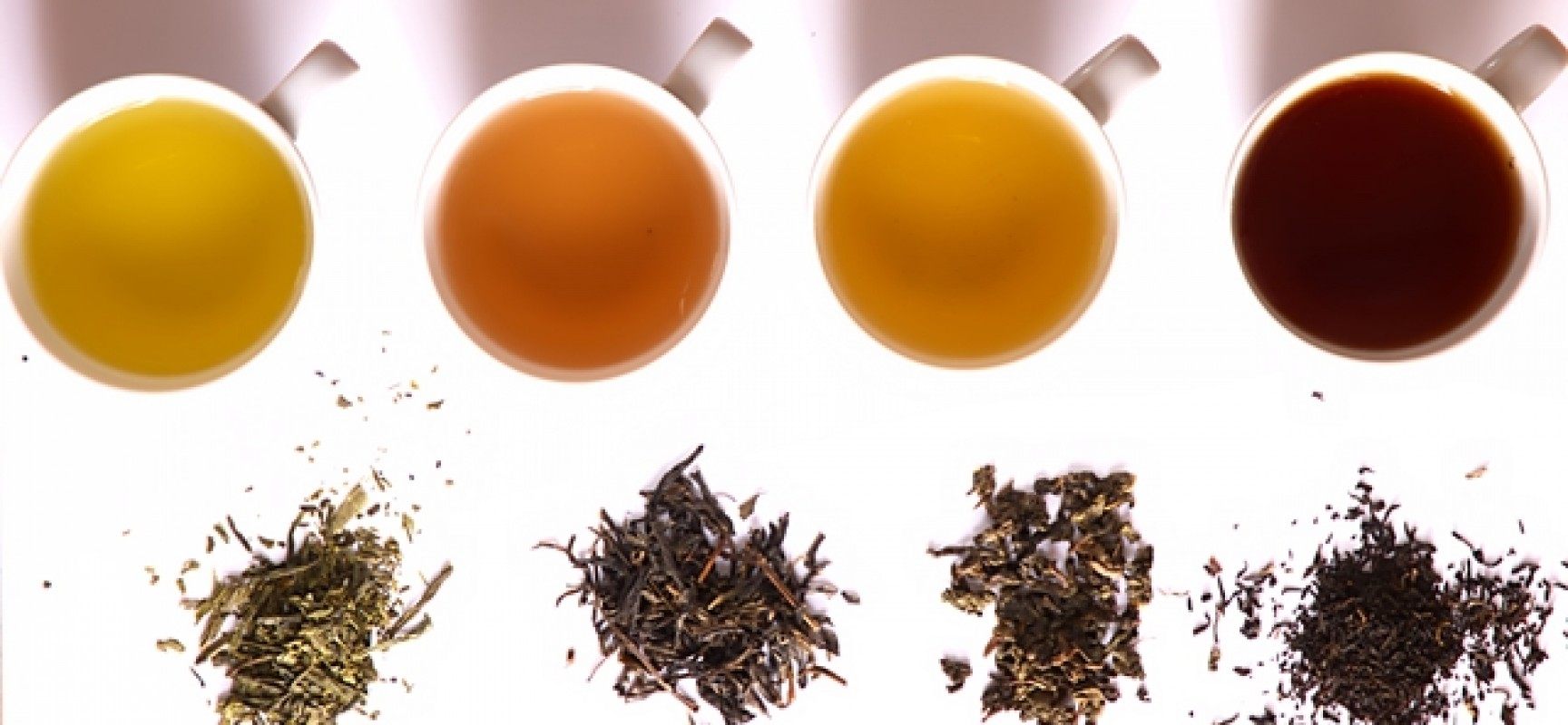 Different Varieties of Tea