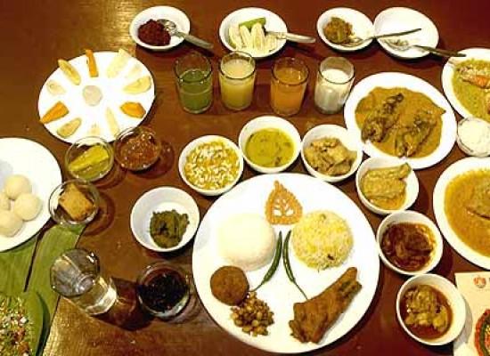 Secrets of the Bengali Kitchen
