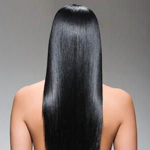 black-shiny-hair
