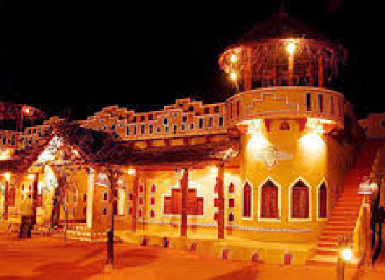 Chokhi Dhani: An Experience Like Never Before