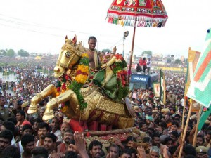 Menkashi wedding festival