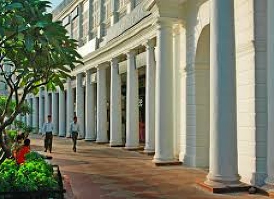 The Connaught Place: Foodie Voyage