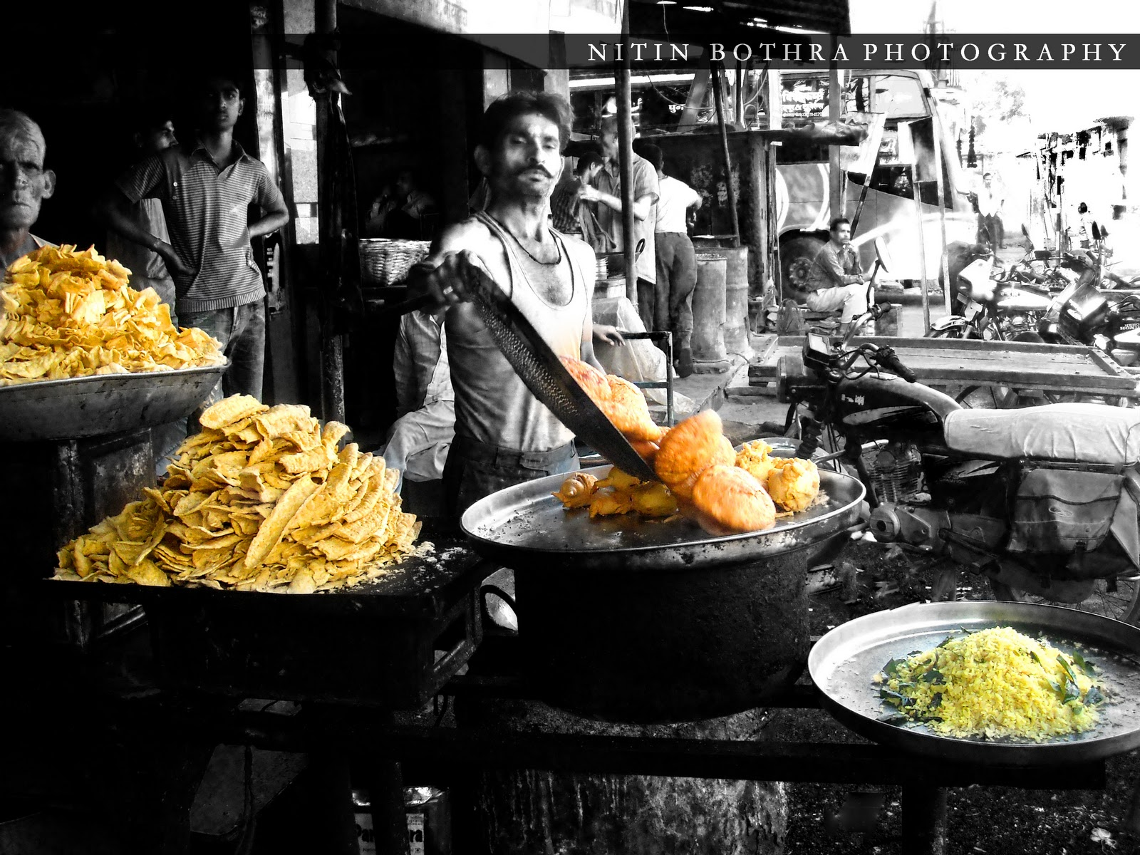 Street Foods India S Epicurean Delight Crave Bits