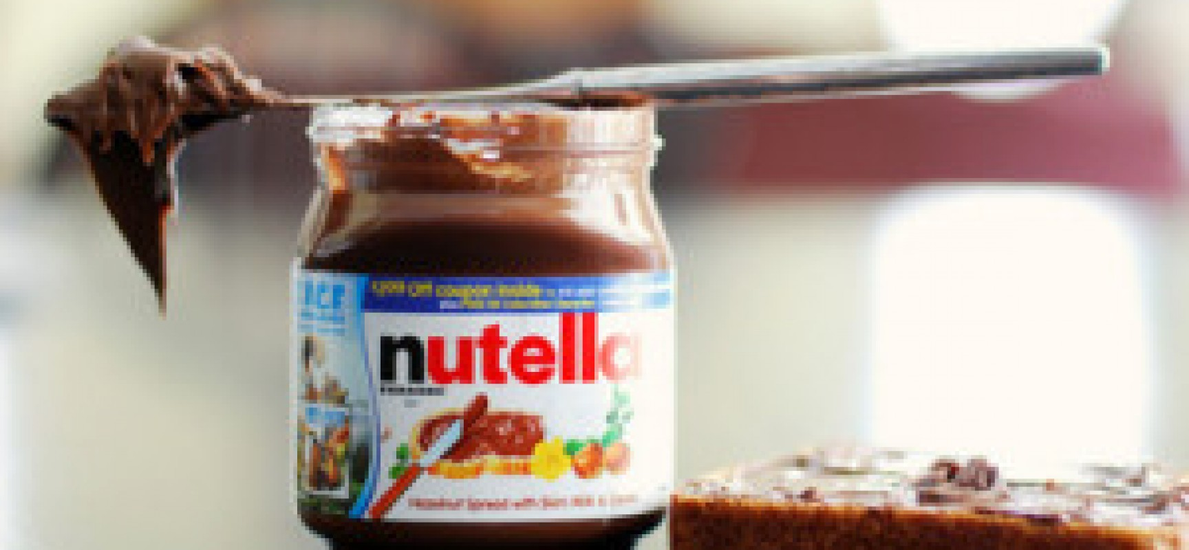 Time To Go Nuts For Nutella