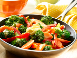 sauteed vegetables