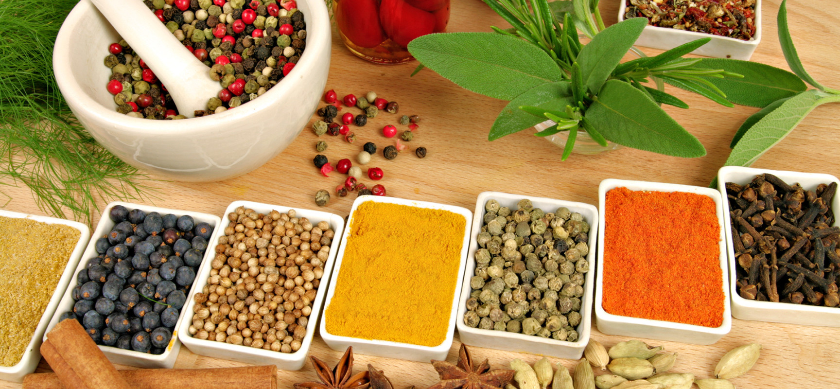 Spices: The Heartbeat Of Indian Cuisine