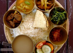 Food of Nepal