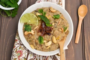 Hyderabadi Haleem is ready