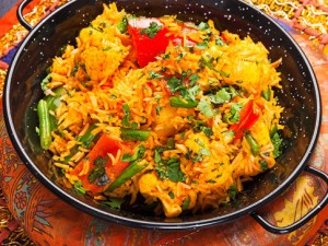 Hyderabadi-Vegetable-Biryani