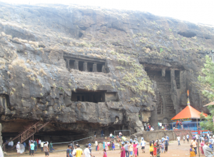Karla Caves and Karla Devi Temple