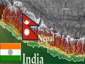 Nepal trade with the neighboring countries