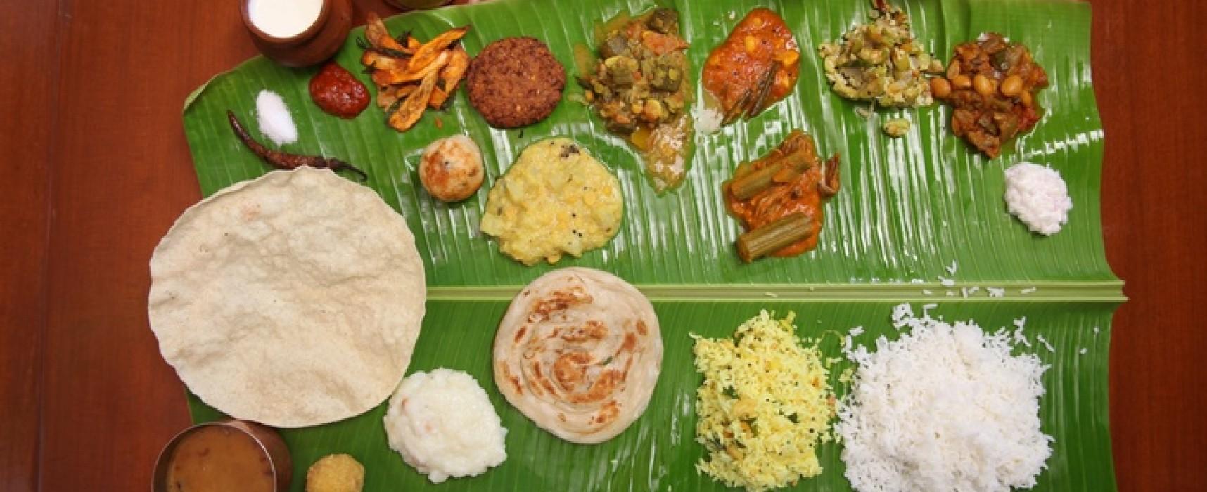 India wedding  food
