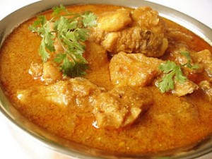 chicken shakuti