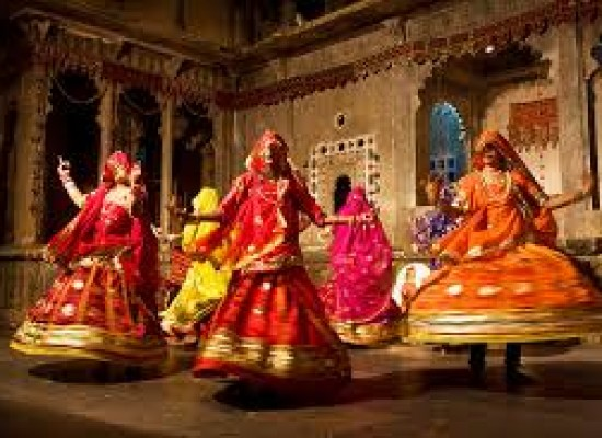 Dances of Rajasthan!